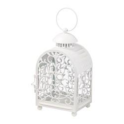 GOTTGÖRA - 金屬蠟燭燈座, 室內/戶外用 白色 | IKEA 香港及澳門 - PE699592_S3
