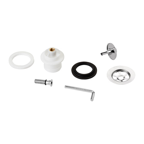 ORREVIK - 星盆過濾器, 鍍鉻   IKEA 香港及澳門 - PE527511_S4