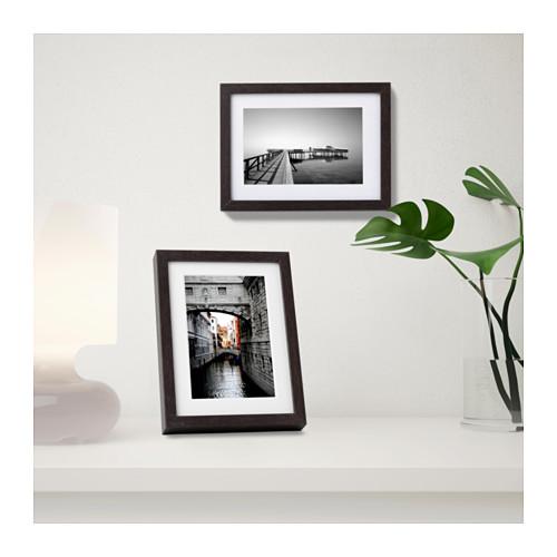 HOVSTA - frame, dark brown | IKEA Hong Kong and Macau - PE652795_S4