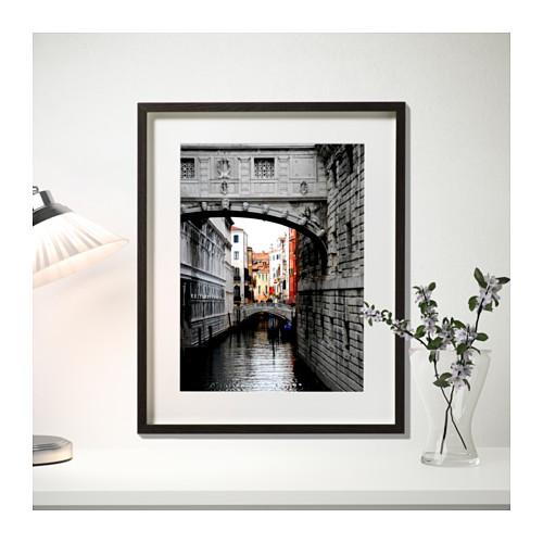 HOVSTA - frame, dark brown | IKEA Hong Kong and Macau - PE652823_S4