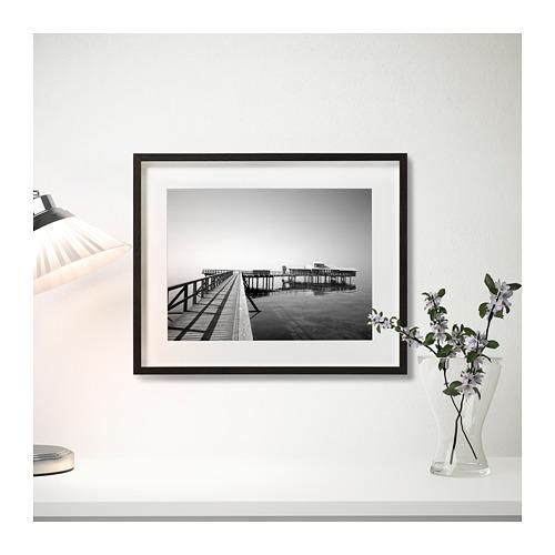 HOVSTA - frame, dark brown | IKEA Hong Kong and Macau - PE652838_S4