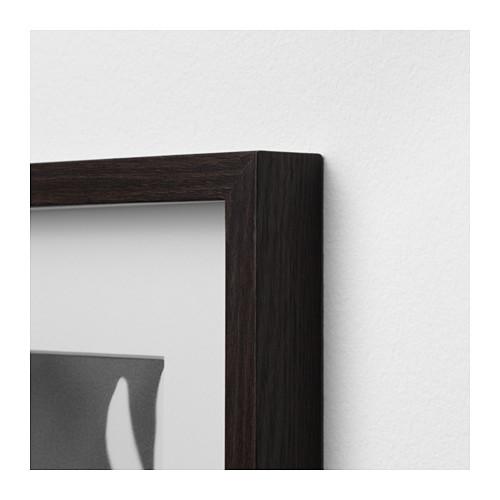 HOVSTA - frame, dark brown | IKEA Hong Kong and Macau - PE652849_S4