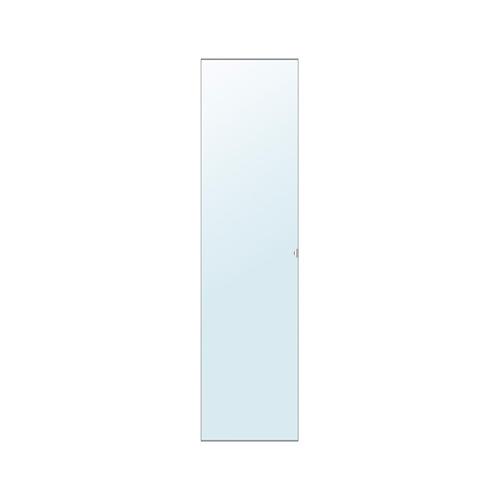 VIKEDAL - door with hinges, mirror glass | IKEA Hong Kong and Macau - PE699662_S4