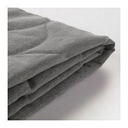 NYHAMN - 三座位梳化床套, Knisa 灰色/米黃色   IKEA 香港及澳門 - PE652873_S3