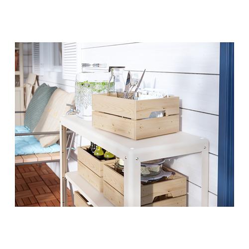 KOLBJÖRN - shelving unit in/outdoor, beige | IKEA Hong Kong and Macau - PH159474_S4