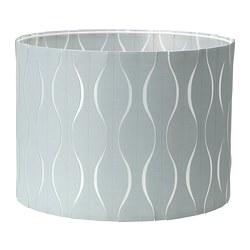 LÖKNÄS - 燈罩, 藍色/銀色 | IKEA 香港及澳門 - PE794931_S3