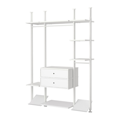 ELVARLI - 3 sections, white | IKEA Hong Kong and Macau - PE592454_S4