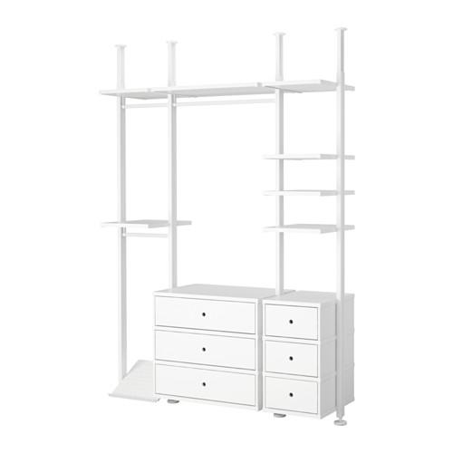 ELVARLI - 3 sections, white   IKEA Hong Kong and Macau - PE592459_S4