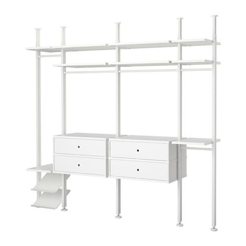 ELVARLI - 4 sections, white   IKEA Hong Kong and Macau - PE592463_S4
