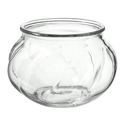 VILJESTARK - vase, clear glass | IKEA Hong Kong and Macau - PE699814_S3