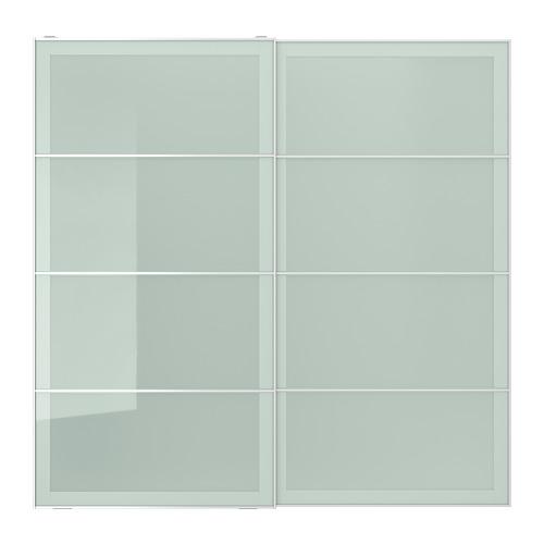 SEKKEN pair of sliding doors