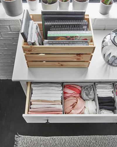 KOMPLEMENT - box, light grey | IKEA Hong Kong and Macau - PH164722_S4