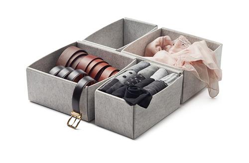 KOMPLEMENT - box, light grey | IKEA Hong Kong and Macau - PH167268_S4