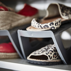 MURVEL - 鞋架, 灰色 | IKEA 香港及澳門 - PE795072_S3