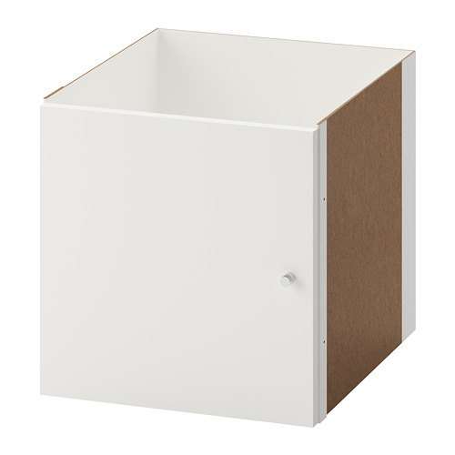 KALLAX - 單門貯物格, 白色 | IKEA 香港及澳門 - PE699973_S4