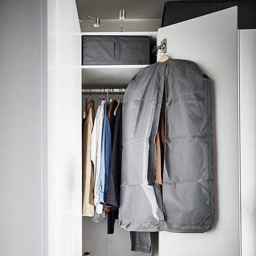 SKUBB - storage case, 44x55x19 cm, dark grey   IKEA Hong Kong and Macau - PE795076_S4