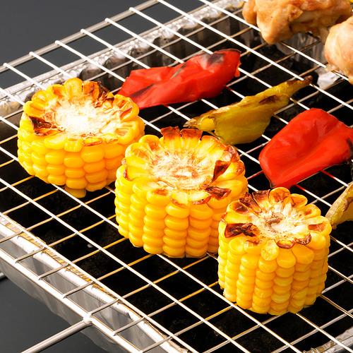 VÄNDSTEKT - 附把手的燒烤架。, 不銹鋼   IKEA 香港及澳門 - PE840801_S4