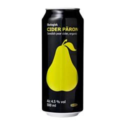 CIDER PÄRON - 有氣梨梳打(4.5%酒精)   IKEA 香港及澳門 - PE593128_S3