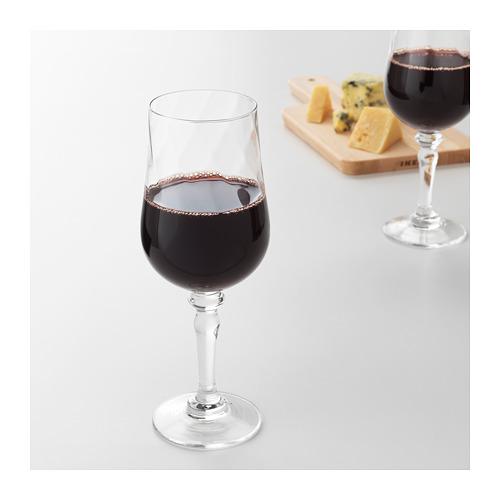 KONUNGSLIG - wine glass, clear glass | IKEA Hong Kong and Macau - PE700119_S4
