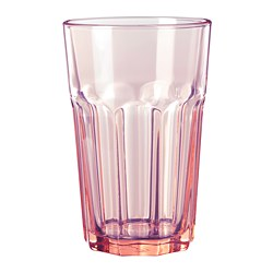 POKAL - glass, pink | IKEA Hong Kong and Macau - PE700125_S3
