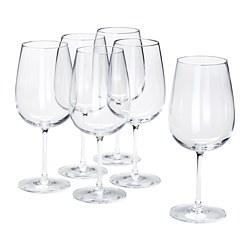 STORSINT - 紅酒杯, 透明玻璃 | IKEA 香港及澳門 - PE700136_S3