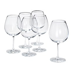 STORSINT - red wine glass, clear glass | IKEA Hong Kong and Macau - PE700140_S3