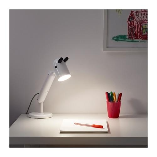 KRUX - LED工作燈, 白色   IKEA 香港及澳門 - PE653356_S4