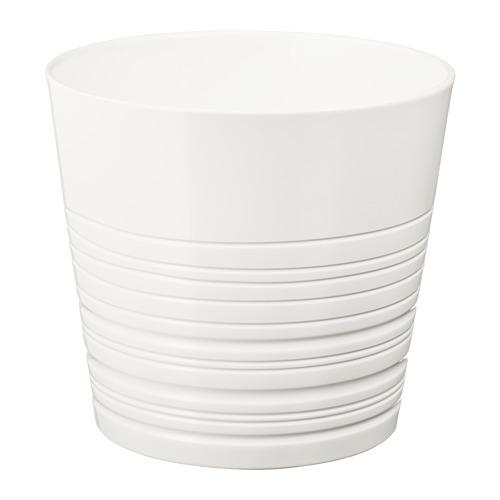 MUSKOT - plant pot, white   IKEA Hong Kong and Macau - PE700173_S4