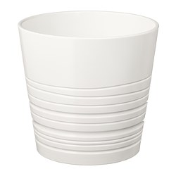 MUSKOT - plant pot, white | IKEA Hong Kong and Macau - PE700176_S3