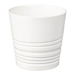 MUSKOT - plant pot, white | IKEA Hong Kong and Macau - PE700177_S3