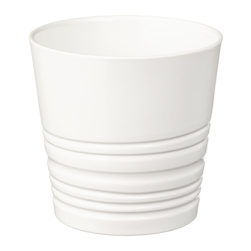 MUSKOT - plant pot, white | IKEA Hong Kong and Macau - PE700177_S4