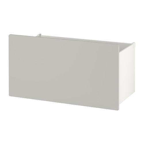 SMÅSTAD - 貯物箱, 灰色 | IKEA 香港及澳門 - PE778739_S4