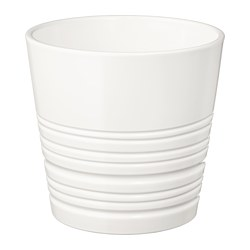 MUSKOT - plant pot, white | IKEA Hong Kong and Macau - PE700181_S3