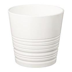 MUSKOT - 花盆, 白色 | IKEA 香港及澳門 - PE700185_S3