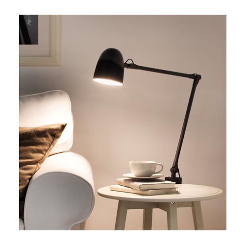 SKURUP - 工作燈/壁燈, 黑色   IKEA 香港及澳門 - PE700371_S4