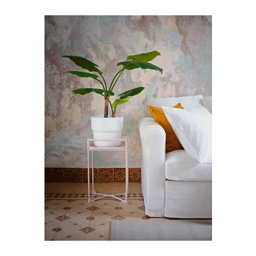 FÖRENLIG - 花盆, 室內/戶外用 白色   IKEA 香港及澳門 - PH168960_S4