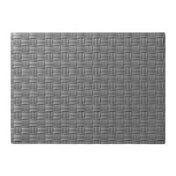 ORDENTLIG - 餐墊, 灰色 | IKEA 香港及澳門 - PE273825_S3
