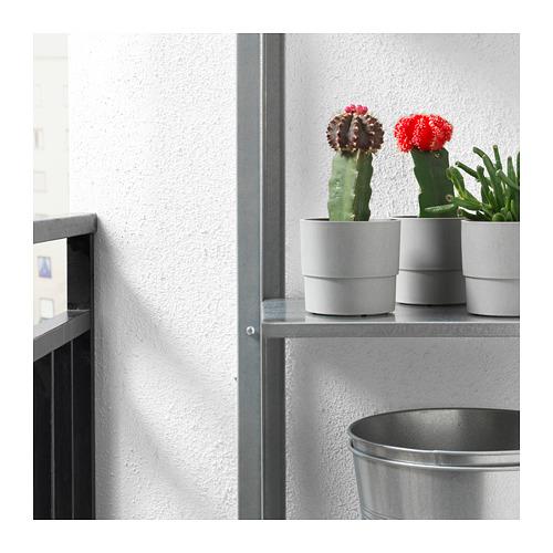 NYPON - plant pot, in/outdoor grey | IKEA Hong Kong and Macau - PE700329_S4