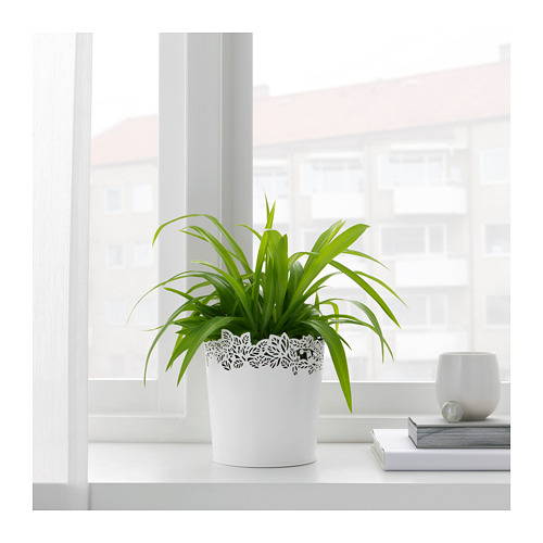 SAMVERKA - 花盆, 白色   IKEA 香港及澳門 - PE700332_S4