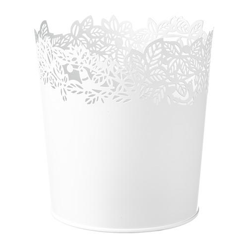 SAMVERKA - 花盆, 白色   IKEA 香港及澳門 - PE700335_S4