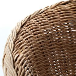 AGEN - 扶手椅連座墊, 藤/Norna 米色 | IKEA 香港及澳門 - PE585560_S3