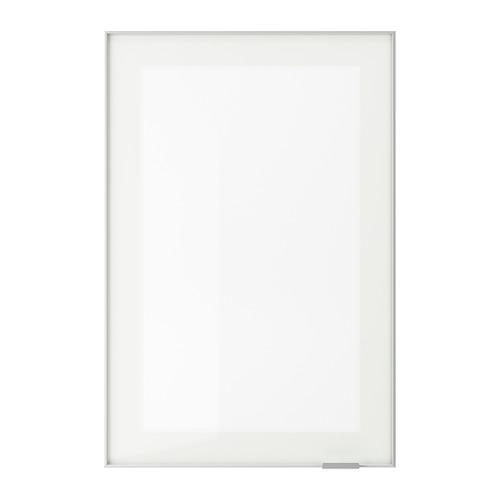 JUTIS - glass door, frosted glass/aluminium | IKEA Hong Kong and Macau - PE700298_S4