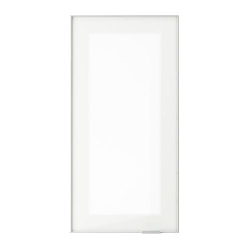 JUTIS glass door