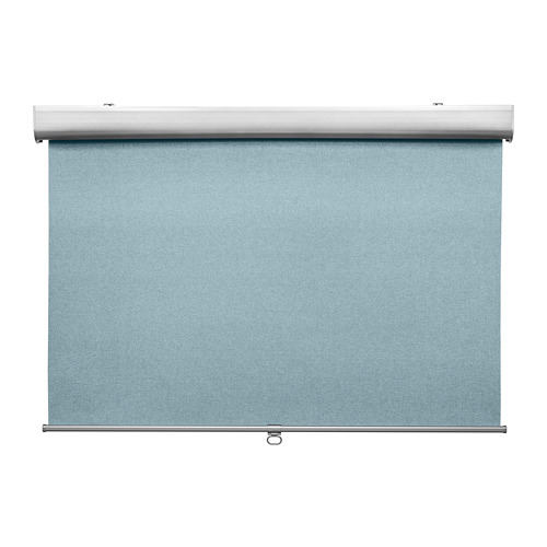 TRETUR - 遮光捲軸簾, 120x195cm, 淺藍色   IKEA 香港及澳門 - PE653518_S4