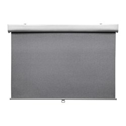 TRETUR - block-out roller blind, 80x195cm, light grey | IKEA Hong Kong and Macau - PE653523_S3