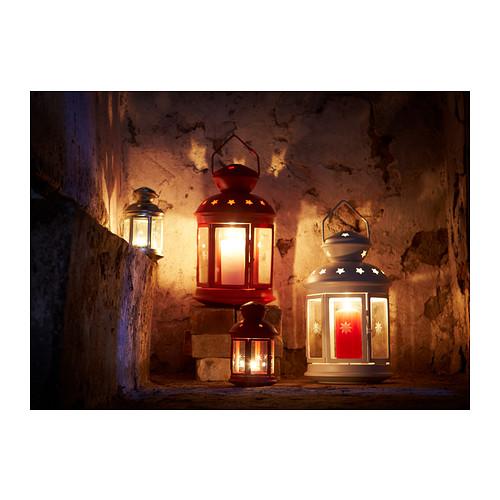 ROTERA - 小蠟燭燈座, 室內/戶外用 白色   IKEA 香港及澳門 - PE296981_S4