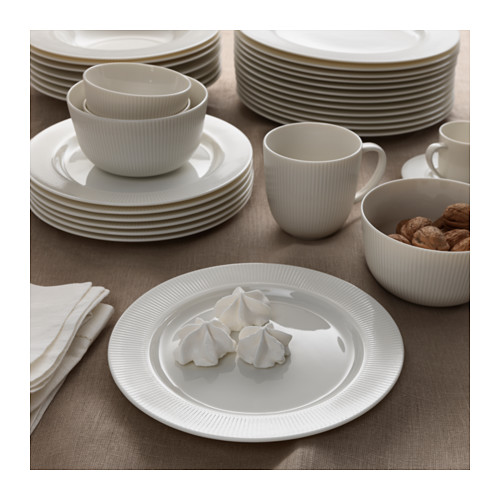 OFANTLIGT - deep plate, white | IKEA Hong Kong and Macau - PH144049_S4