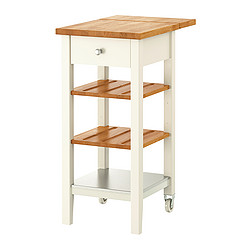 STENSTORP - kitchen trolley, white/oak | IKEA Hong Kong and Macau - PE275329_S3