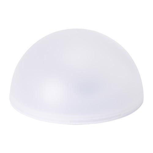 SOLVINDEN - 太陽能LED裝飾燈, 戶外/半球 白色 | IKEA 香港及澳門 - PE653749_S4