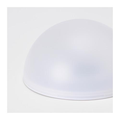 SOLVINDEN - 太陽能LED裝飾燈, 戶外/半球 白色 | IKEA 香港及澳門 - PE653751_S4
